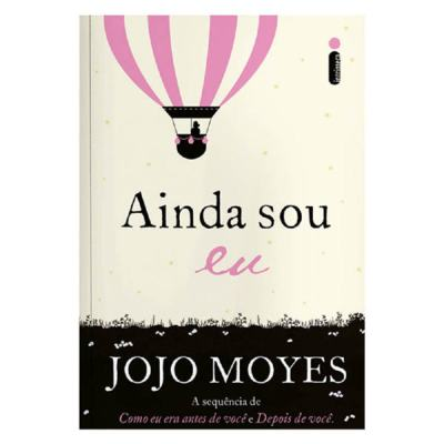 Livro Ainda sou Eu - Jojo Moyes