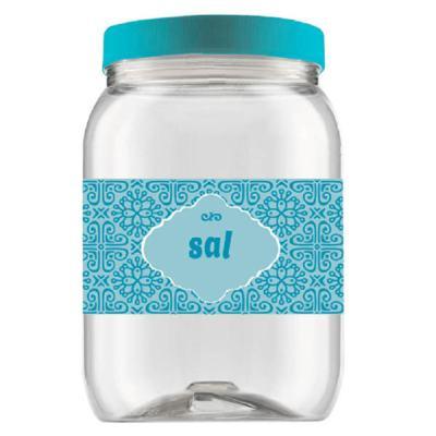 Imagem 1 do produto Pote para Mantimento 1 L - Sal