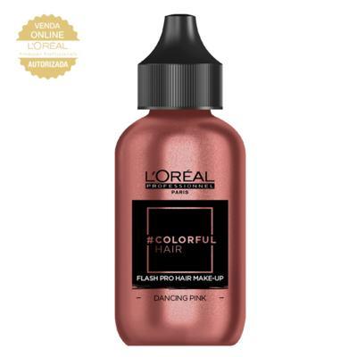 Maquiagem para Cabelo L'Oréal Professionnel - Colorful Hair FlashPro - Dancing Pink