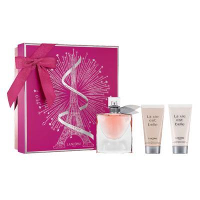 Imagem 1 do produto Lancôme La Vie Est Belle Kit - Perfume Feminino EDP + Gel de Banho + Loção Corporal - Kit