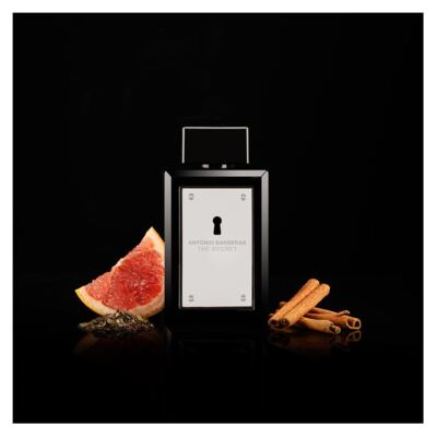 Imagem 5 do produto The Secret Antonio Banderas - Perfume Masculino - Eau de Toilette - 100ml