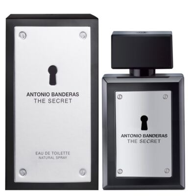 Imagem 2 do produto The Secret Antonio Banderas - Perfume Masculino - Eau de Toilette - 30ml