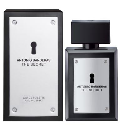 Imagem 2 do produto The Secret Antonio Banderas - Perfume Masculino - Eau de Toilette - 30ml