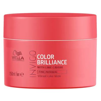 Imagem 4 do produto Kit Invigo Color Brilliance Wella - Shampooo + Condicionador + Máscara - Kit