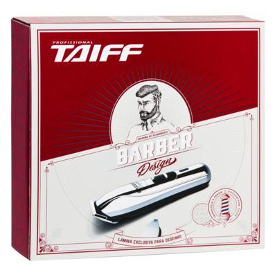 Imagem 4 do produto Máquina de Corte Taiff Barber Design - Kit