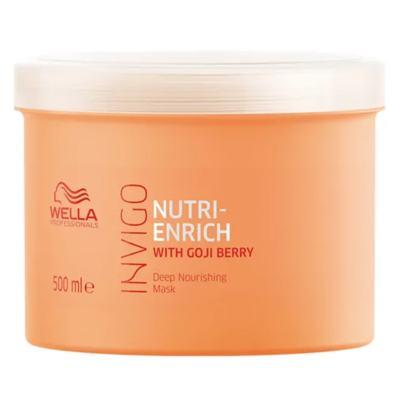 Imagem 2 do produto Wella Professionals Invigo Nutri-Enrich Kit - Shampoo + Máscara + Sérum Reparador - Kit