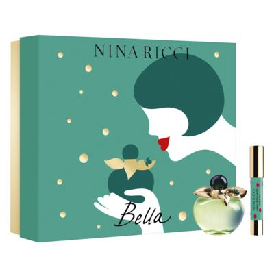 Imagem 1 do produto Nina Ricci Bella Kit - Perfume EDT + Batom - Kit