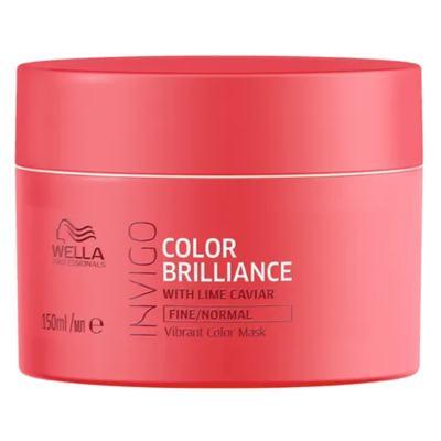 Imagem 3 do produto Kit Invigo Color Brilliance Wella - Shampoo + Máscara - Kit