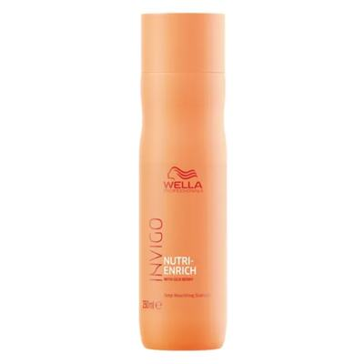 Imagem 2 do produto Wella Professionals Invigo Nutri-Enrich Kit - Shampoo + Wonder Balm - Kit