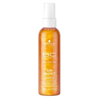 Imagem 2 do produto Schwarzkopf Professional BC Bonacure Sun Protect  Kit - Óleo + Máscara - Kit