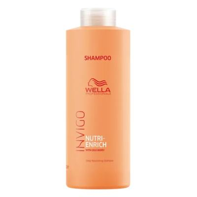 Imagem 4 do produto Wella Professionals Invigo Nutri-Enrich Kit - Shampoo + Condicionador + Sérum - Kit