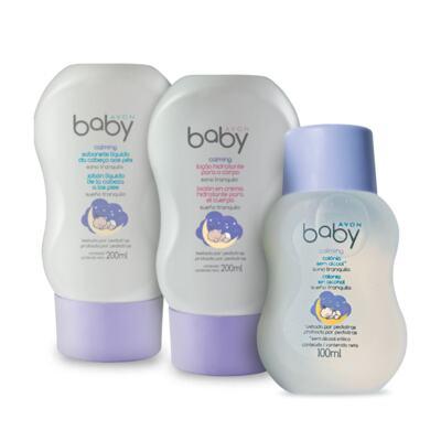 Imagem 1 do produto Kit Avon Baby Calming