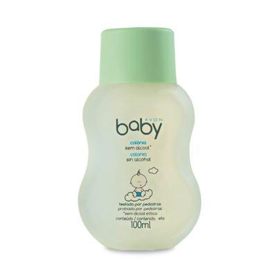 Imagem 1 do produto Colônia sem Álcool Avon Baby - 100ml