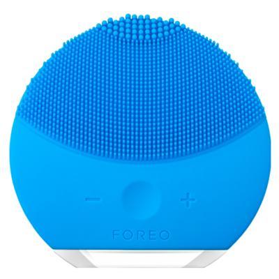Imagem 1 do produto Luna Mini 2 Aquamarine Foreo - Escova de Limpeza Facial - 125Hz