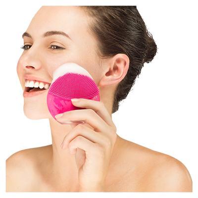 Imagem 5 do produto Luna Mini 2 Aquamarine Foreo - Escova de Limpeza Facial - 125Hz