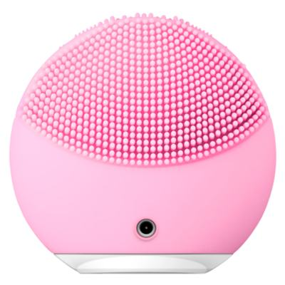 Imagem 2 do produto Luna Mini 2 Pearl Pink Foreo - Escova de Limpeza Facial - 125Hz