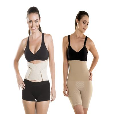 Imagem 9 do produto Shapenow Polishop + Modelador Slim Control Be Emotion - | Shapenow Preto + Slim Control Nude P+P