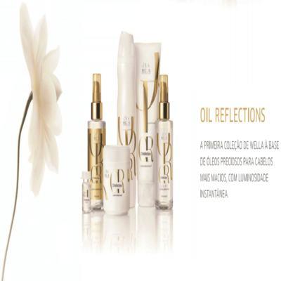 Imagem 3 do produto Shampoo Wella Professionals Oil Reflections - Shampoo Wella Professionals Oil Reflections 250ml