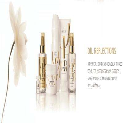Imagem 2 do produto Oleo Wella Professionals Oil Reflections - Oleo Wella Professionals Oil Reflections  100ml