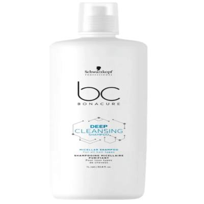 Imagem 1 do produto Shampoo Schwarzkopf BC Bonacure Deep Cleansing