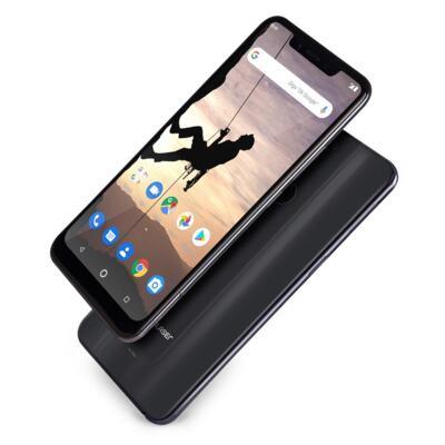 """Imagem 7 do produto Smartphone Multilaser MS80X 4G Android 8.1 Qualcomm 4GB RAM e 64GB Tela 6,2""""HD Câm Traseira 12MP+5MP Cam Frontal 16MP Dourado/Preto - P9088 - NB743 Copy"""