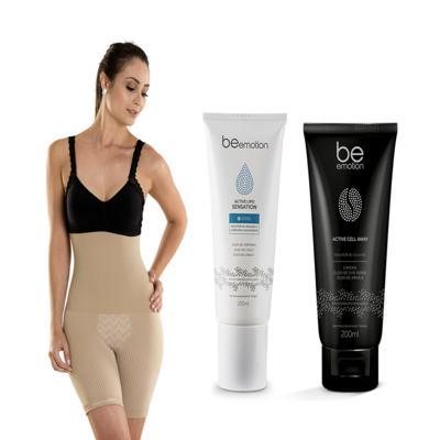 Slim Control + Redutor De Medidas e Gorduras Localizadas Active Lipo Sensation Be Emotion - | Nude P + Sensation + Cell Way