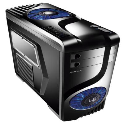 Gabinete Gamer Storm Multilaser com Cooler Atx - GA132 - GA132