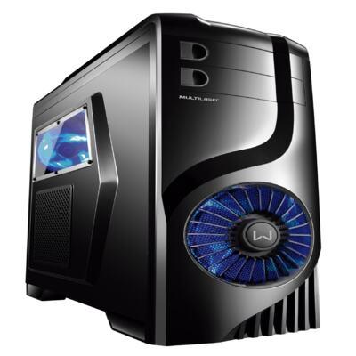 Imagem 4 do produto Gabinete Gamer Storm Multilaser com Cooler Atx - GA132 - GA132