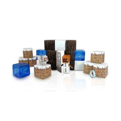 Minecraft Papercraft Snow Set Multikids - BR149 - BR149
