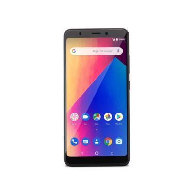 Smartphone Multilaser Ms60X Plus 2Gb Ram 16Gb Tela 5,7? Android 8.1 Câmera 13Mp+8Mp Preto - NB739 - NB739