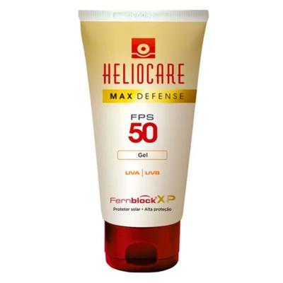 Imagem 2 do produto Heliocare Max Defense Gel FPS 50 Heliocare - Protetor Solar - Translucido