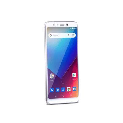 Imagem 4 do produto Smartphone Multilaser Ms60X 1Gb Ram 16Gb Tela 5,7? Android 8.1 Câmera 13Mp+8Mp Dourado/Branco - NB738 - NB738