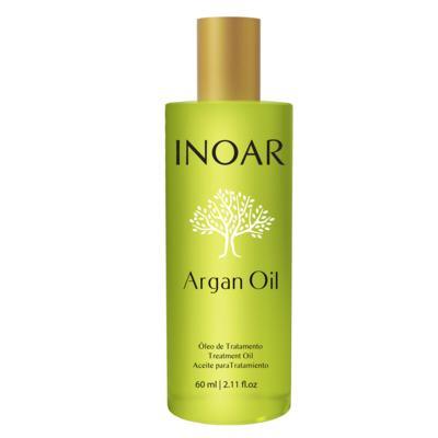 Imagem 2 do produto Inoar Óleo de Tratamento Argan Oil - Tratamento Disciplinador - 60ml