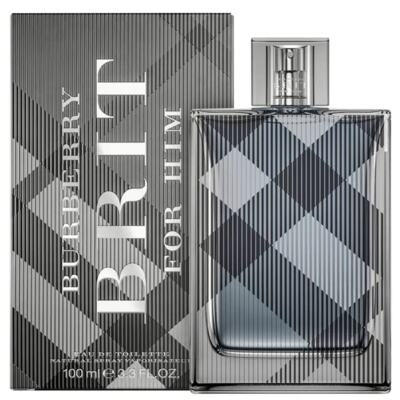 Imagem 2 do produto Perfume Burberry Brit Eau de Toilette Masculino
