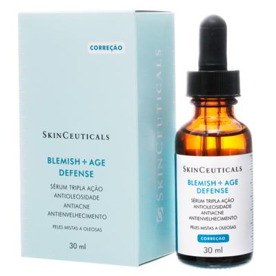 Imagem 4 do produto Blemish+ Age Defense SkinCeuticals - Tratamento Antiacne - 30ml