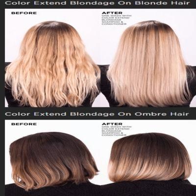 Imagem 3 do produto Condicionador Redken Color Extend Blondage