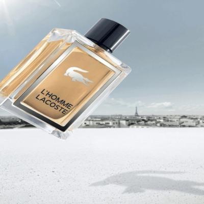 Imagem 8 do produto Lacoste L'homme Perfume Masculino Eau de Toilete - 50ml