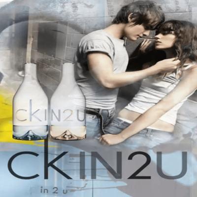 Imagem 2 do produto Perfume Calvin Klein Ck In2U Him Eau de Toilette Masculino