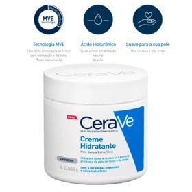 CeraVe Creme Corporal - Hidratante | 453g