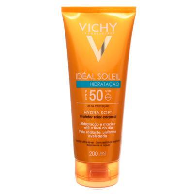 Imagem 8 do produto Protetor Solar Vichy Idéal Soleil - Hidratação FPS 50   200ml