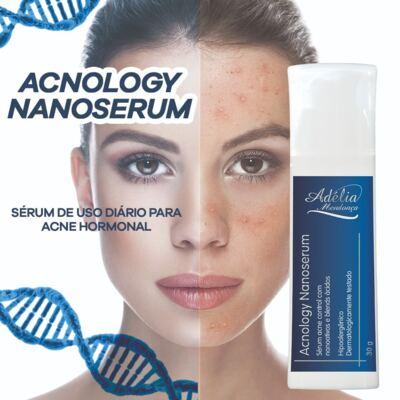 Imagem 2 do produto Acnology Nanoserum - Sérum acne control com nanoativos e blends ácidos - 30g - 30g
