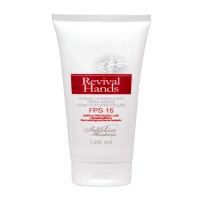 Imagem 1 do produto Revival Hands 120ml - Creme Hidratante para as Mãos com Fotoproteção FPS 15 - 120 ml