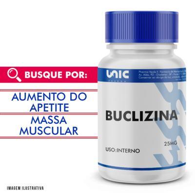 Buclizina 25mg - 90 Cápsulas