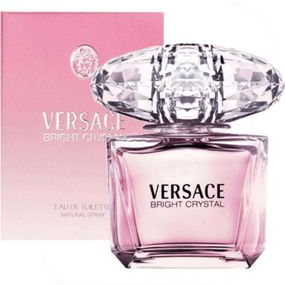 Imagem 2 do produto Perfume Versace Bright Crystal Eau de Toilette Feminino