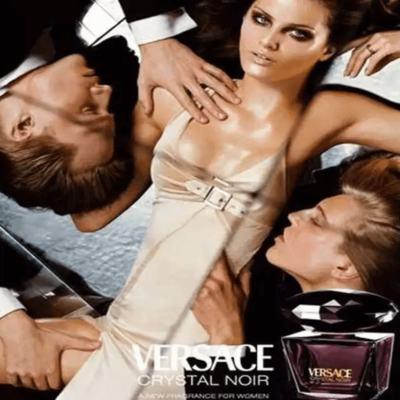 Imagem 3 do produto Crystal Noir Versace - Perfume Feminino - Eau de Toilette - 30ml