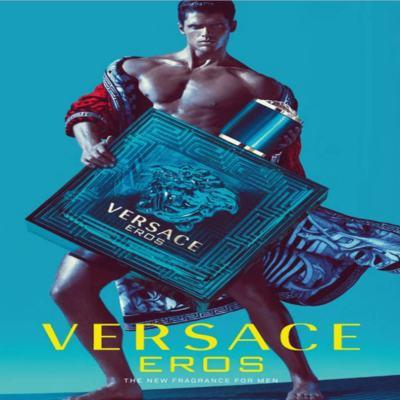 Imagem 6 do produto Versace Eros Versace - Perfume Masculino - Eau de Toilette - 50ml