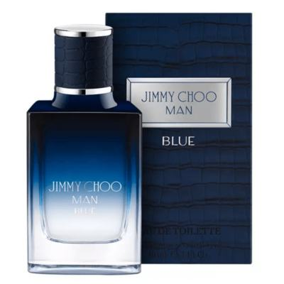 Imagem 2 do produto Perfume Jimmy Choo Man Blue Eau de Toilette Masculino