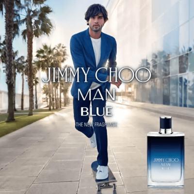 Imagem 3 do produto Perfume Jimmy Choo Man Blue Eau de Toilette Masculino