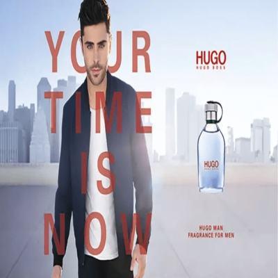 Imagem 4 do produto Hugo Hugo Boss - Perfume Masculino - Eau de Toilette - 40ml