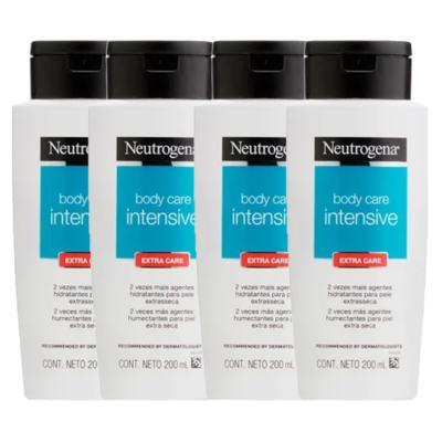 Imagem 1 do produto Leve 4 Pague 3 Hidratantes Corporais Neutrogena Body Care Intensive - Kit